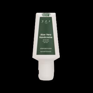 Aloe vera hand lotion